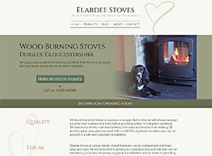 Elardee Stoves Screenshot