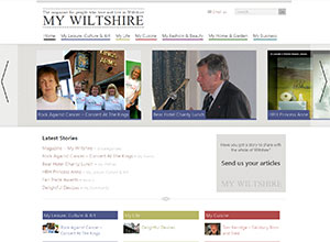 My Wiltshire Magazine Screenshot