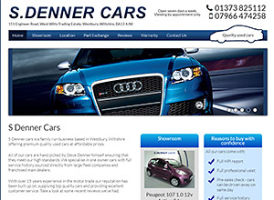 S Denner Cars Screenshot