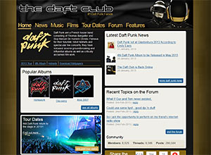 The Daft Club Screenshot